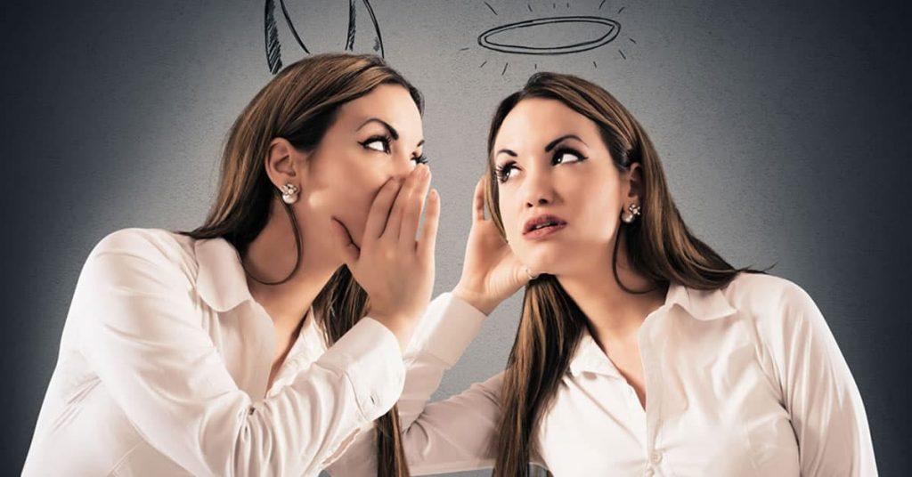 La voz interna que te genera insatisfacción